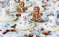 Christmas Cookies - Melting Sn...