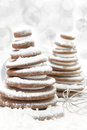 Christmas cookies tree Stock Photo