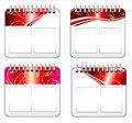 Christmas day calendar icon Royalty Free Stock Photos