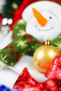 Christmas decorate Stock Images