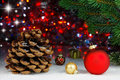 Christmas decoration. Stock Images
