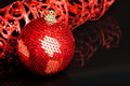 Christmas decoration ball Royalty Free Stock Photography