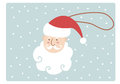 Christmas decoration icon Stock Image