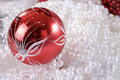 Christmas decoration setup Royalty Free Stock Photos
