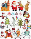 Christmas Design Elements 2 Stock Photography