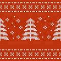 Christmas Design Jersey Textur...
