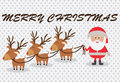 Christmas design over dotted background vector illustration Stock Photos