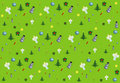 Christmas Design Pattern seamless Royalty Free Stock Photo