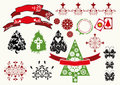 Christmas designs Stock Photo