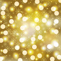 Christmas desktop backgrounds gold luxury with star bling background in day Stock Photos