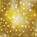 Christmas desktop backgrounds gold luxury with star bling background in day Stock Images