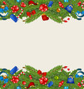 Christmas elegance background Stock Images