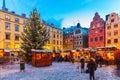 Veľtrh v štokholm švédsko