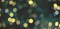 Christmas festive abstract holidays background with bokeh defocused lights and stars Royalty Free Stock Photo