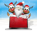 Christmas Festive Feeling Royalty Free Stock Photo