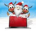 Christmas Festive Feeling Royalty Free Stock Photo