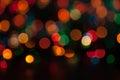 Christmas Garland Colorful Bok...