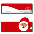 Christmas Gift Tags Royalty Free Stock Photos