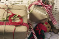 Christmas Gifts, Retro Decorat...