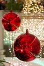 Christmas Globe Stock Photos