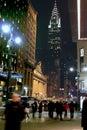Christmas Grand Central Terminal New York USA Royalty Free Stock Photo