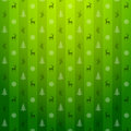 Christmas green background Stock Photos
