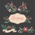 Christmas Greeting Bouquets Wi...