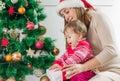 Christmas Happy Family Open Ho...