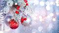 Christmas holiday abstract silver background Royalty Free Stock Photo