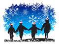 Christmas holiday, children Stock Photo