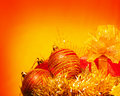 Christmas holiday still life Stock Photography
