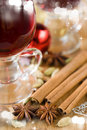 Christmas hot drink Royalty Free Stock Photography