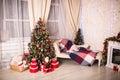 Christmas House With Christmas...