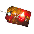 Christmas label Royalty Free Stock Photos