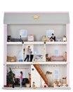 Vida en muñeca casa