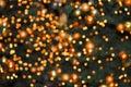 Christmas Lights Blurred