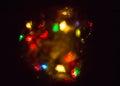 Christmas Lights Create Colorf...