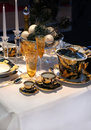Christmas in luxury stile Royalty Free Stock Photography