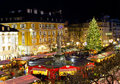 Christmas market in Bolzano Royalty Free Stock Image