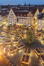 Christmas market in tallinn estonia january illuminated the evening the old town of on january Stock Photos