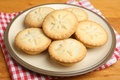 Christmas mince pies traditional xmas with shortcrust pastry Royalty Free Stock Images