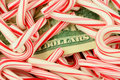 Christmas Money Cash Stock Photo