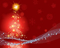 Christmas and New Year background Stock Image