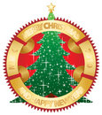 Christmas and new year MMX Royalty Free Stock Photo