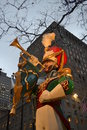 Christmas In New York USA Royalty Free Stock Photo