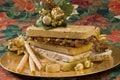Christmas nougat Royalty Free Stock Photo