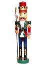 Christmas nutcracker king Royalty Free Stock Photo