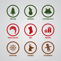 Christmas Object Icon