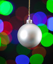 Christmas Ornament Royalty Free Stock Photography