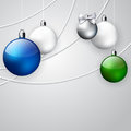 Christmas Ornament Background ...